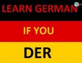 Germaneren lezvi das@ntacner  A1 A2 B1 B2 C1 գերմաներեն լեզվի դասընթացներ
