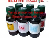 Tanaq printerneri hamar  50,100ml