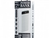 Powerbank Remax RPP-141 30000 միլիամպեր | արտաքին մարտկոց