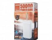 Powerbank Remax RPP-185 50000 միլիամպեր | արտաքին մարտկոց