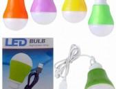 USB LED Լամպ BULB