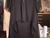 Սև տոնական զգեստ 4850չափի