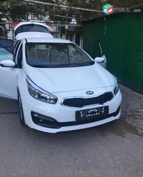 Kia Ceed, 2018 թ.
