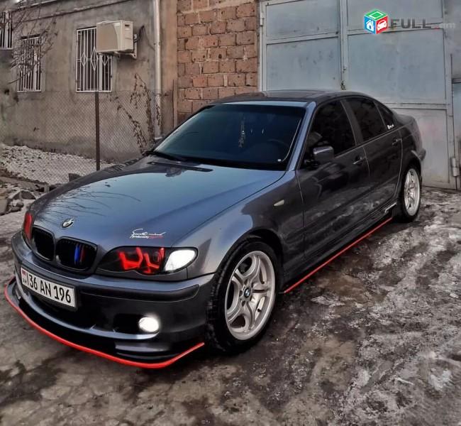 BMW 3, 2002 թ.