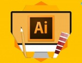 Adobe Illustrator daser, grafikakan dizayni cragrer