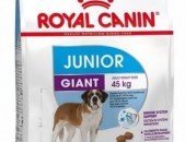 Royal Canin Giant Junior 15 KG Anvchar Araqum