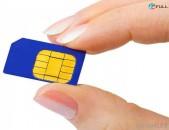Gexecik hamar Sim Card 055 33 77 07