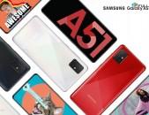 Samsung  Galaxy A51 6GB 128GB + 1 Տարի Երաշխիք