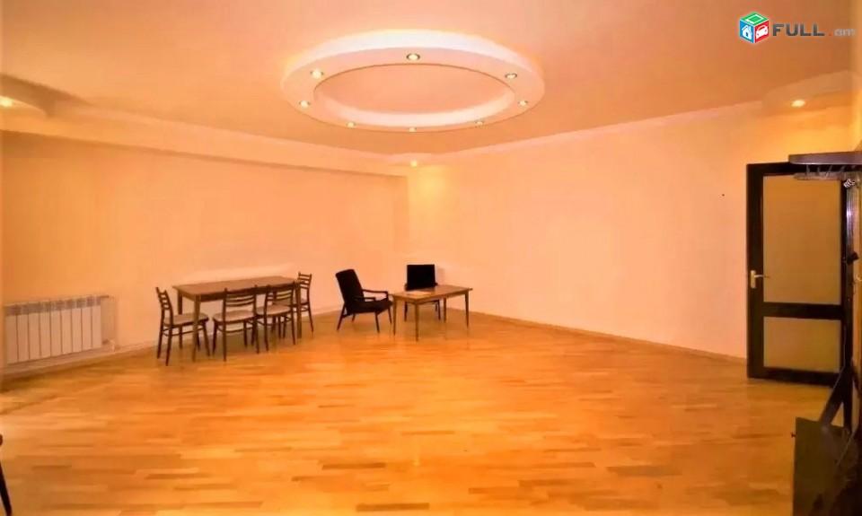 Կոդ 011185  Գրասենյակային տարածք Պուշկինի փողոցում կենտրոնում, 92 ք.մ.