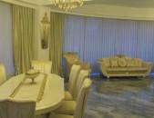 Կոդ 011418  Վաճառվում է 3 սենյականոց բնակարան նորակառույց շենքում Լվովյան փողոցում, 142 ք.մ., բարձր առաստաղներ, 12/16 հարկ