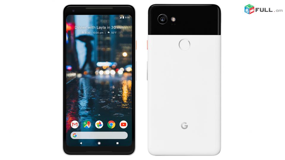 Google pixel 2 . Flagman. 4Geg Ram + 64geg. 4k video. Android 11, Raketain heraxos, Jri gnov