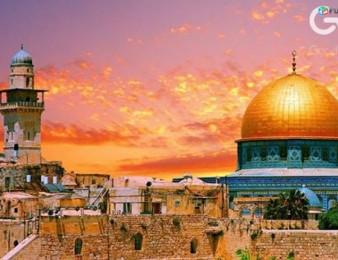 ՍՈւՐԲ ԶԱՏԻԿԸ Երուսաղեմում և Բեթղեհեմում