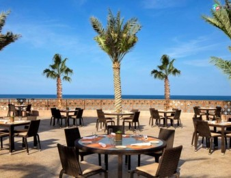 Շարժա -Sharjah Sheraton Beach Hotel & Spa Resort 5 * +