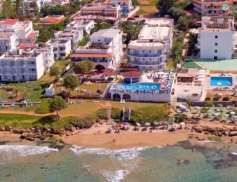Կրետե Christiana Beach 3 *