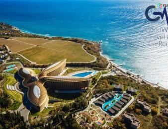 ՂՐԻՄ - ՅԱԼԹԱ -720 MRIYA 5 * Hotel & Spa Resort բարձրակարգ առողջարանում