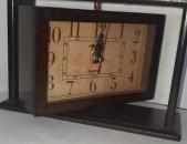 Սեղանի ժամացույց Часы настольные