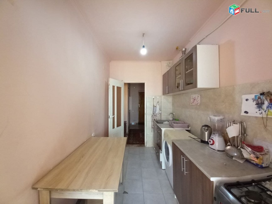 ASH370????Վաճառվում  է 1 սենյականոց  բնակարան՝ 48 քմ մակերեսով,9 հարկանի շենքի 6-րդ հարկում