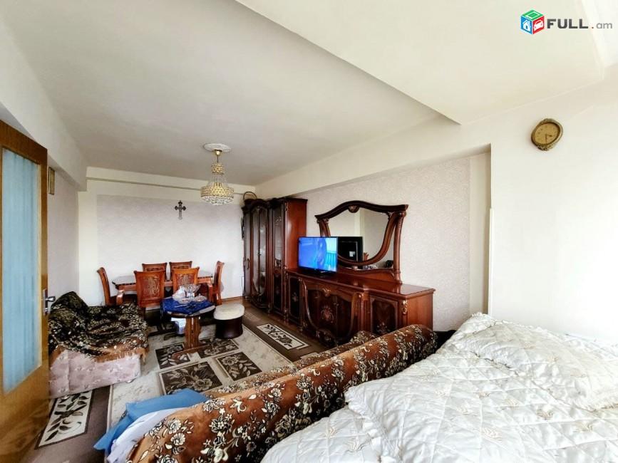 HD61????Վաճառվում է 1 սենյականոց  բնակարան՝  41,2քմ  մակերեսով, 9 հարկանի  շենքի 7-րդ հարկում: