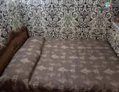 Ննջասենյակի երկտեղանոց արաբական մահճակալ իդեալական վիճակում