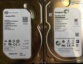 Seagate ST6000DX000 6 ТБ  и  Гибридный диск (SSHD) Seagate 2 TB ST2000DX001