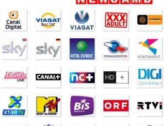 CARDSHARING EVROPAKAN HERUSTALIQNER NTV+ TELEKARTA