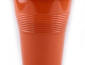 Պլաստիկ բաժակ Սուրճի ավտոմատների համար PACCOR Երկգույն 180մ