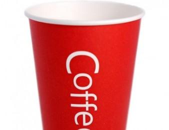 Բաժակ թղթե Սուրճի ավտոմատների համար Coffee Red 0,18լ
