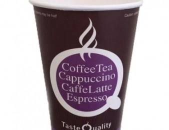 Թղթից բաժակ Սուրճի ավտոմատների համար Coffee-Tea 0,35լ
