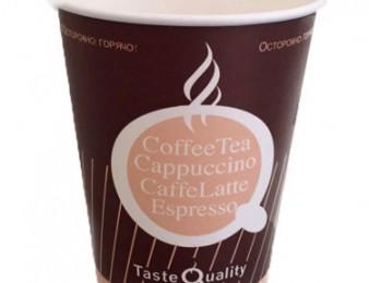 Բաժակ թղթե Սուրճի ավտոմատների համար Coffee-Tea 0,18լ