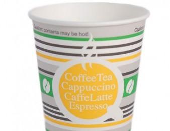 Բաժակ թղթե Սուրճի ավտոմատների համար Coffee Tea Yellow 0,18լ