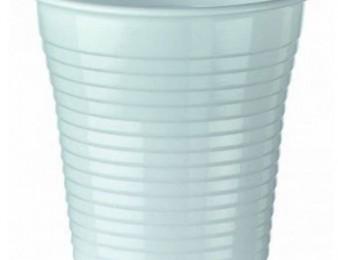 Պլաստիկ բաժակ Սուրճի ավտոմատների համար PACCOR Սպիտակ 180մլ