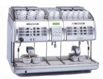 Պրոֆեսիոնալ սուրճի ապարատ x3 Prestige 2 Cap Plus Caf Trans