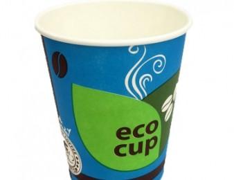 Բաժակ թղթե - EcoCup 0.18l