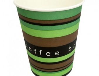 Բաժակ թղթե Coffee brend 0.18l