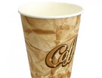 Բաժակ թղթե Coffee 0.18l