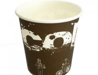 Բաժակ թղթե - Coffee 0.1l