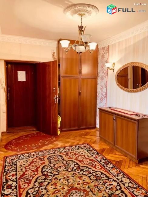 Կոդ 0720  Ամիրյան փողոց 3 սենյականոց բն, for rent Amiryan st