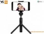 Xiaomi Mi Bluetooth Selfie Stick Tripod  եռոտանի սմարթֆոնի համար Монопод-штатив для смартфона