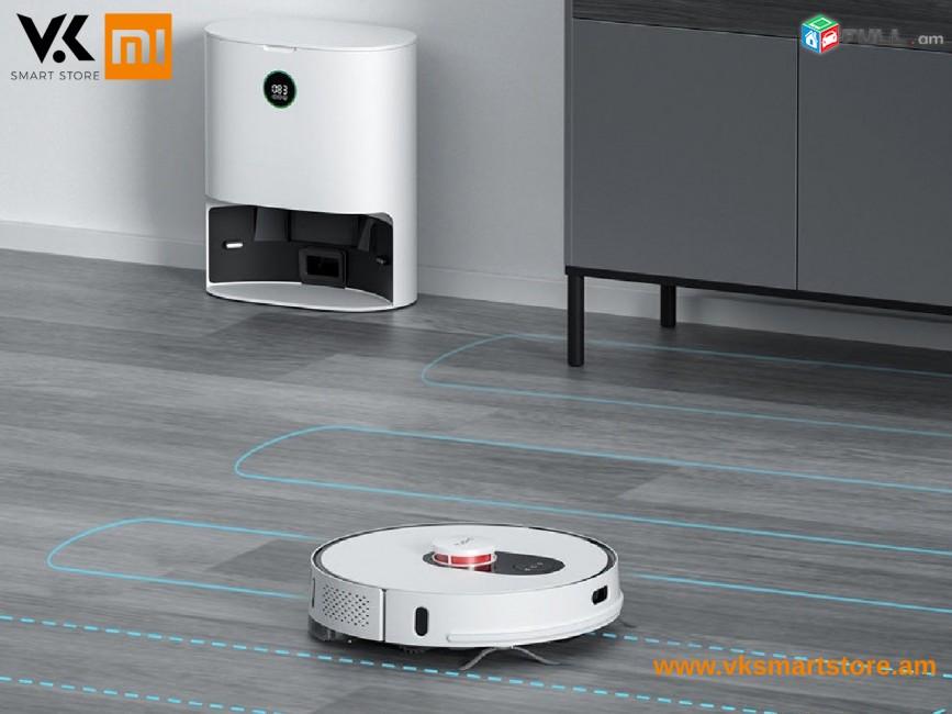 Xiaomi Roidmi Eve Plus Robot Vacuum Mop