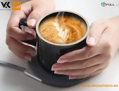 Xiaomi VH Wireless Charging Electric Cup Black Чашка с подогревом Տաքացվող բաժակ