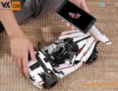 Конструктор Կոնստրուկտոր Xiaomi Mi Smart Building Blocks Road Racing
