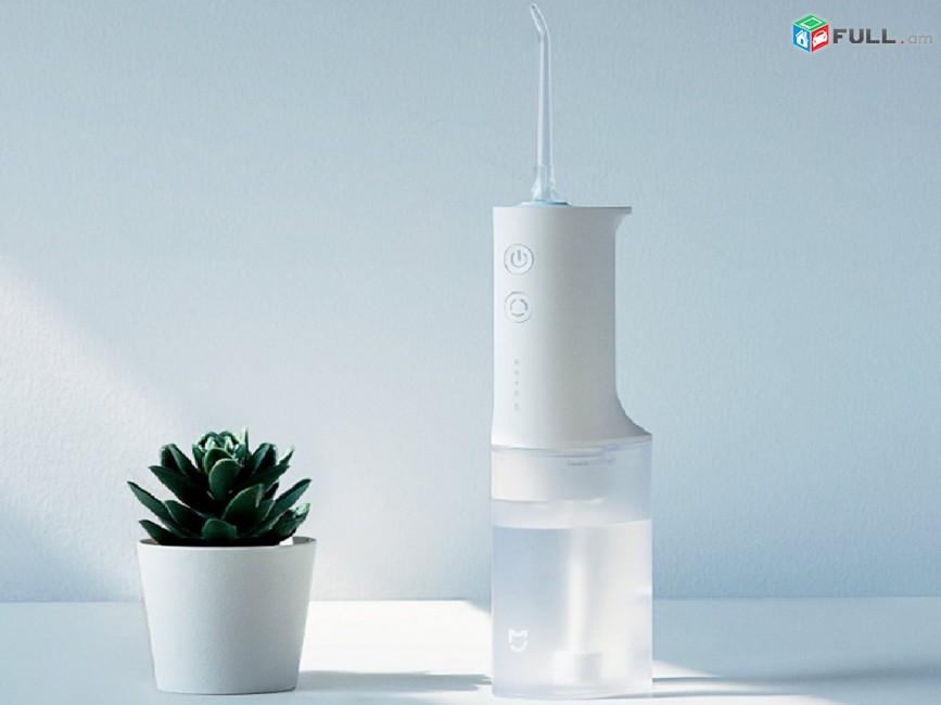 Xiaomi Mijia Electric Irrigator Беспроводной ирригатор Անլար իրրիգատոր