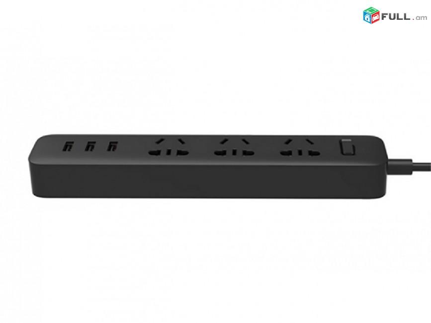 Xiaomi Mi Power Strip Երկարացման լար Удлинитель