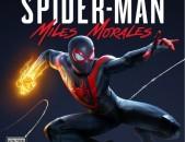 Ps4 ps5 Spider San Miles Morales gta5 Spaidermen