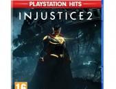 ps4 vacharvum e Injustice 2