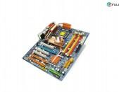Մայրպլատա / Motherboard Gigabyte GA-EP45-Extrime - ԱՌԿԱ