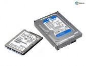 Կոշտ սկավառակներ / Hard drives (HDD)