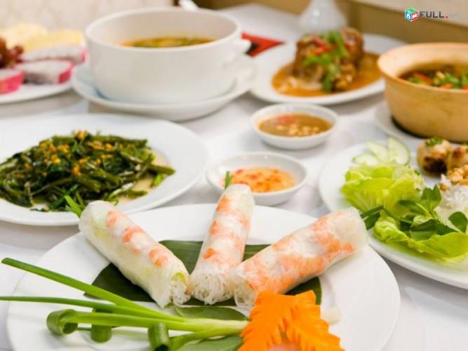Xohararakan  das@ntacner   usucum   խոհարարական դասընթացներ  ուսուցում