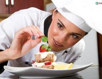 Xohararakan  das@ntacner, dasntacner, usucum, խոհարարական դասընթացներ, ուսուցում