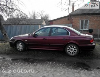 Hyundai Sonata , 2003թ.